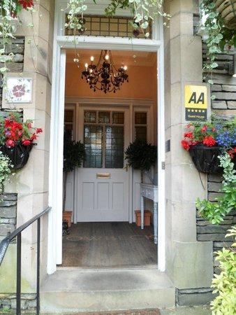 The Howbeck: entrance