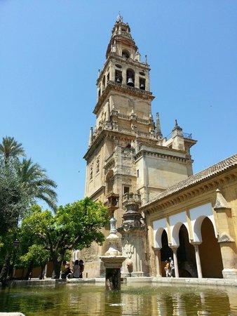 Mezquita Cathedral de Cordoba: Clocher/Minaret