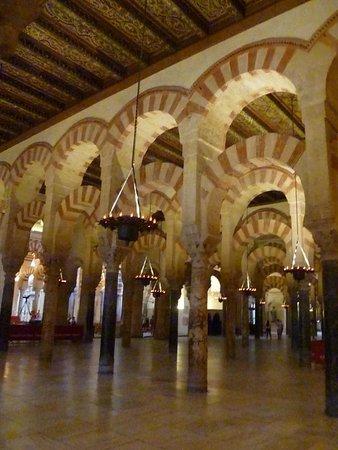 Mezquita Cathedral de Cordoba: Mezquita
