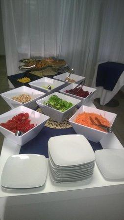 Hotel Astra : buffet