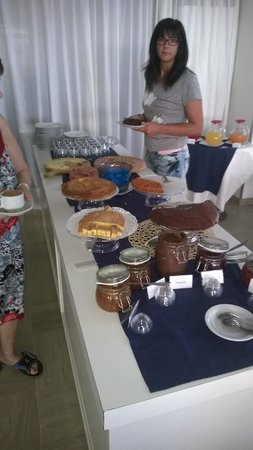 Hotel Astra : colazione