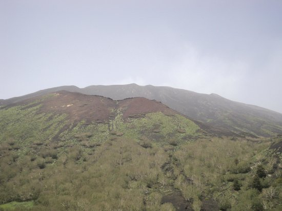 Etna Experience Excursions: Etna craters