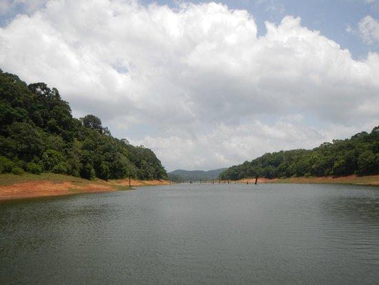 KTDC Lake Palace Thekkady: Arrival to the Lake Palace