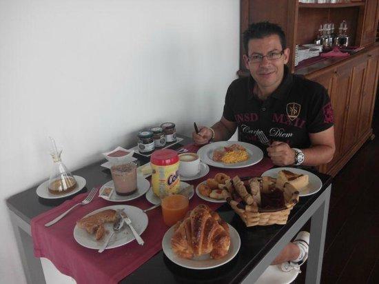Hotel Rural 3 Cabos: El desayuno