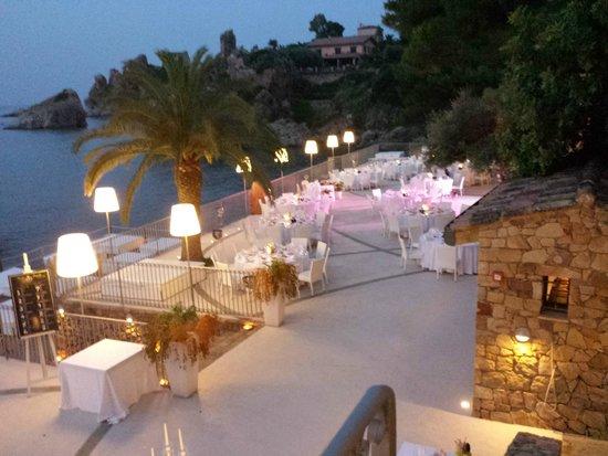 Hotel Le Calette: allestimento