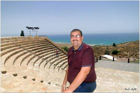 Kato Paphos Archaeological Park: tariq garma