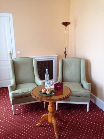 Lausanne Palace & Spa : Все для комфорта
