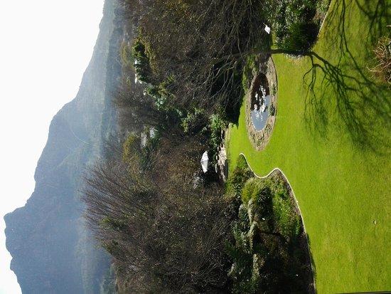 Vineyard Hotel : view