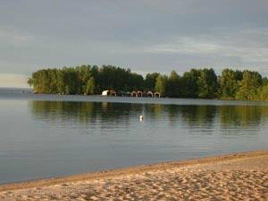 Breviks Camping: Vackra Vättern