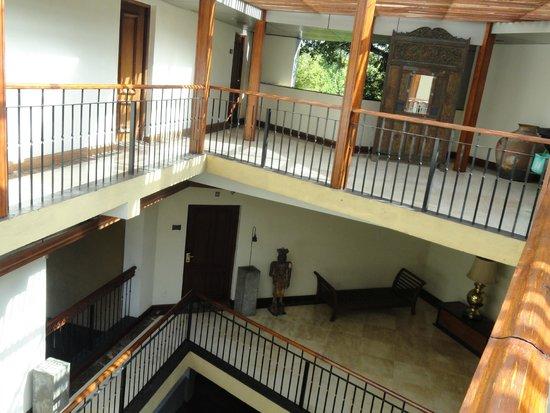 Earl's Regency : A view from corridor