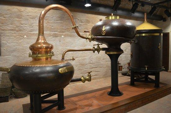 Shustov Cognac Winery Museum