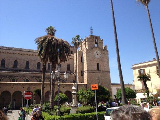 Duomo di Monreale: Duomo veduta