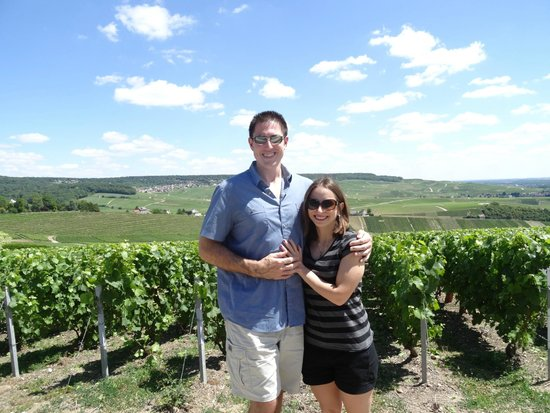 C La Vigne- Authentic Champagne Tour : Breathtaking Vineyards