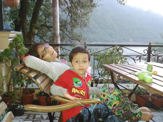 View From The Room Picture Of Hotel Lake View Nainital Tripadvisor
