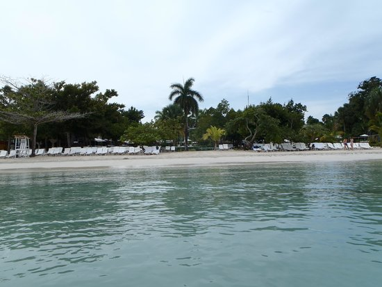 Couples Negril : so calm and clear