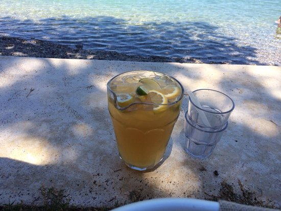 Babylon : Lezzetli lynchburg lemonade tavsiye edilir.
