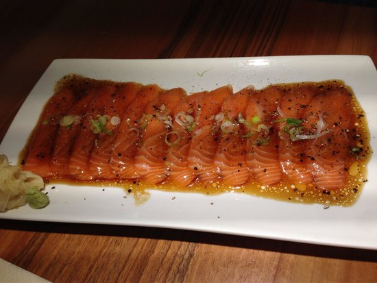 Tokyo Sushi Bar : Carpaccio