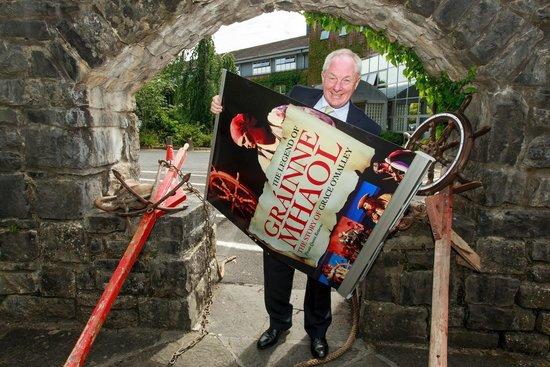 The Legend of Grainne Mhaol: Minister Michael Ring