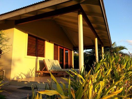 Volivoli Beach Resort Fiji : Villa