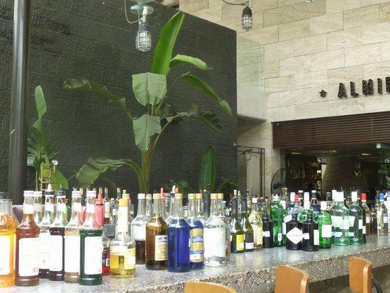 Quinta Avenida: Drinks, drinks, drinks ...