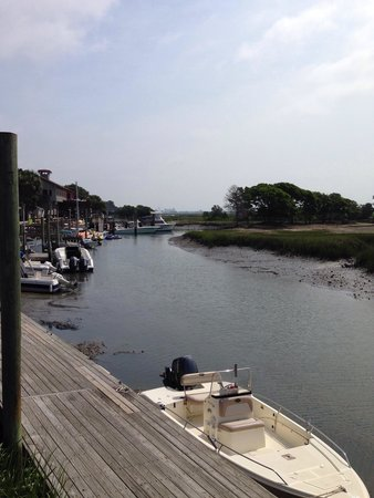 Express Watersports: The waterway at Murrell's Inlet
