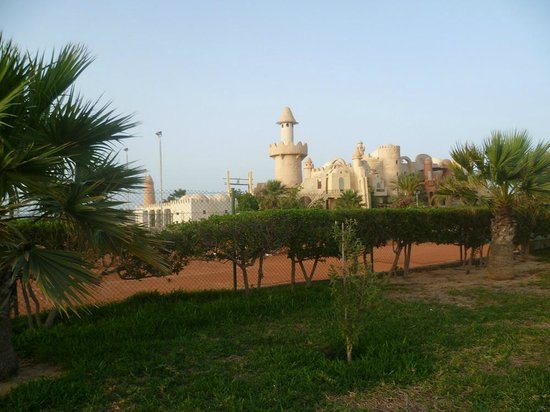 Club Diana Rimel Djerba : struttura fiabesca tipica tunisina