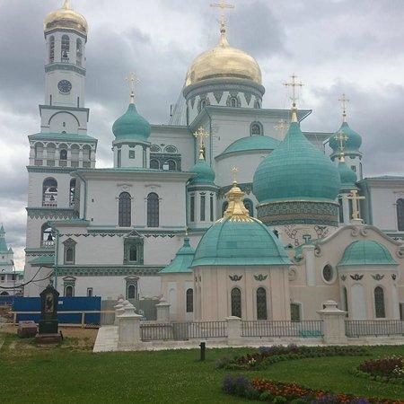 New Jerusalem Monastery of Resurrection: Главный вид