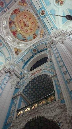 New Jerusalem Monastery of Resurrection: Реконструкция главного храма
