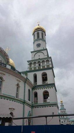 New Jerusalem Monastery of Resurrection: Колокольня