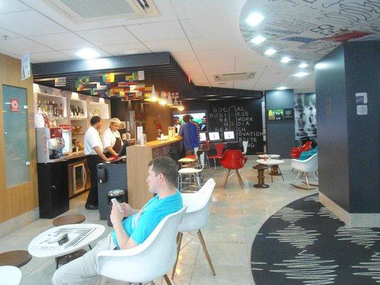 Ibis Rio de Janeiro Botafogo Hotel : Bar