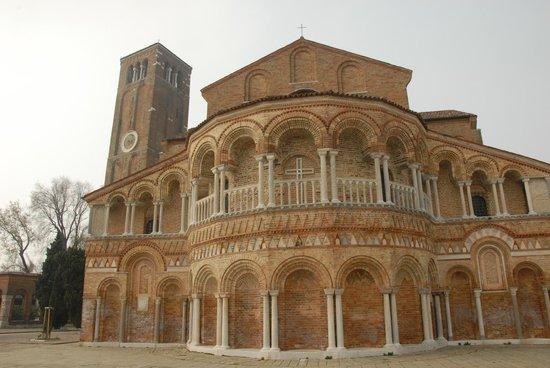 Isola di Murano: Eglise Santi Maria E San Donato