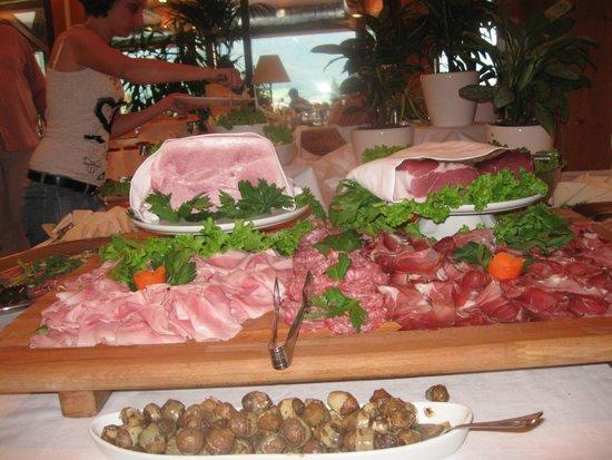 Poiano Resort Hotel: cibo e aromi di alta qualita' e freschezza