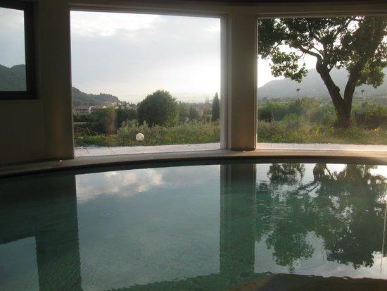 Poiano Resort Hotel: La SPA e il personale : favolosa !