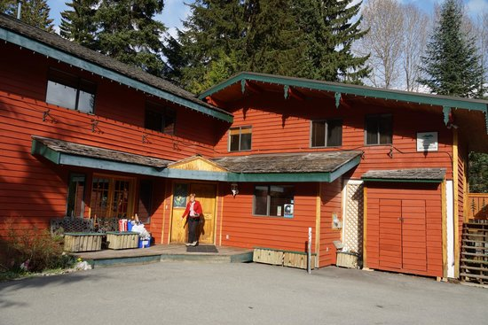 Cedar Springs Bed and Breakfast Lodge: Cedar Springs B&B, Whistler BC