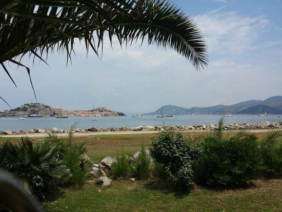 Hotel Airone del Parco & delle Terme : Panorama