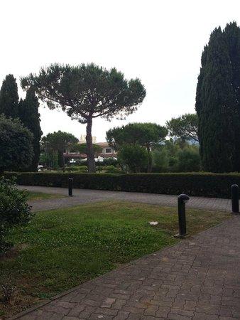 Hotel Airone del Parco & delle Terme : Accesso alle camere