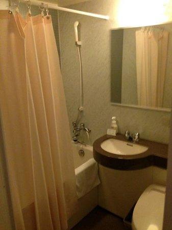 Hearton Hotel Higashishinagawa: 浴室