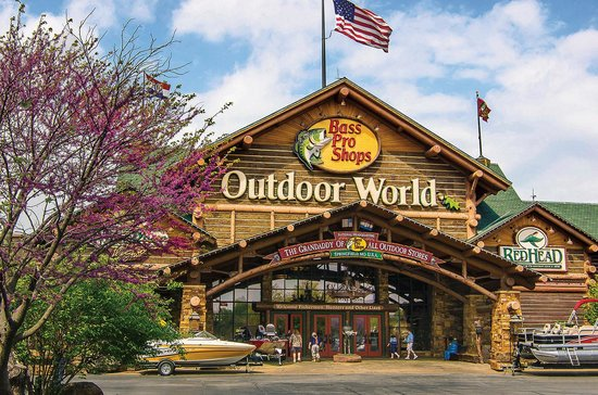 Springfield, MO: Bass Pro Shops® Outdoor World®
