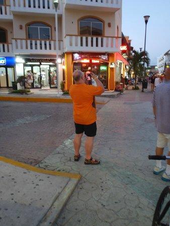 Quinta Avenida: Le photographe