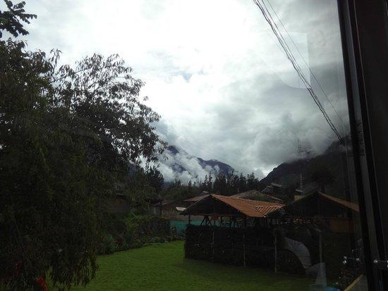 PeruRail - Vistadome: Paisaje desde tren
