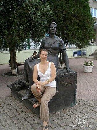 Monument Nonna Mordyukova