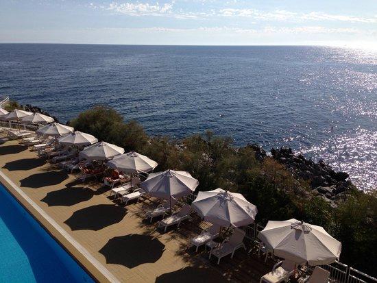 Splendid Hotel La Torre : Vue de la piscine