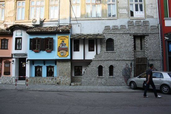 Balkanska skara Nashentsi