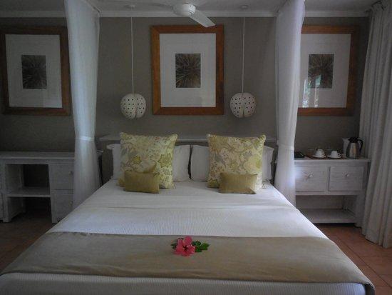 Indian Ocean Lodge : camera