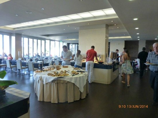 Melia Madeira Mare Resort & Spa : le  restaurant