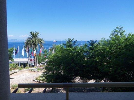 Corfu Palace Hotel : Sea view
