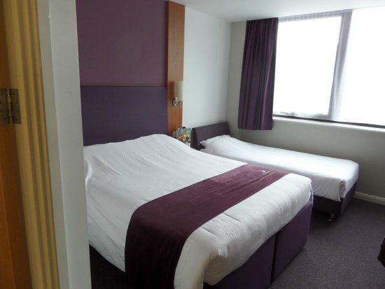 Premier Inn London Hanger Lane Hotel: conforto
