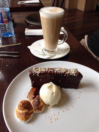 Zuni: White chocolate mocha