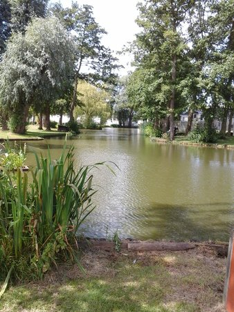 Weeley Bridge Holiday Park - Park Resorts: the wonderful looking lake