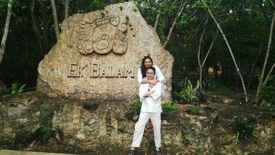 Ek Balam Mayan Ruins : Entrada a un mundo magico